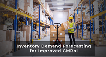 Inventory Demand Forecasting for Improved GMRoI